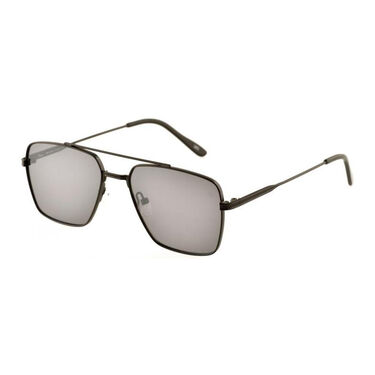 Ellison Eyewear Pablo Square Aviator Polarized Sunglasses