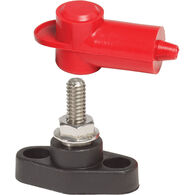 "Blue Sea 2011 PowerPost Mini High Amperage Cable Connector, 1/4"" Stud"