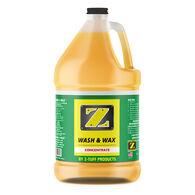 Z-Tuff Z-Soap Wash And Wax, Gallon