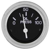 """Sierra 2"""" Oil Pressure Gauge, Sierra Part #80181P"""