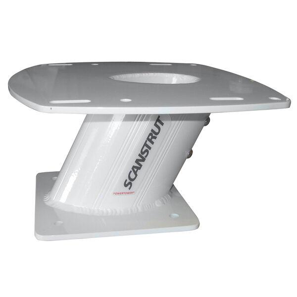 "Scanstrut 6"" Aluminum PowerTower for Raymarine, Garmin, & Navico Radomes"