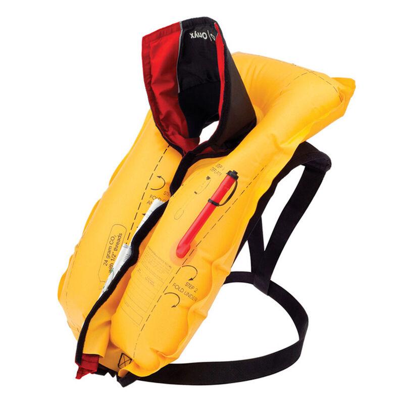 Onyx M-24 Manual Inflatable Life Jacket image number 3