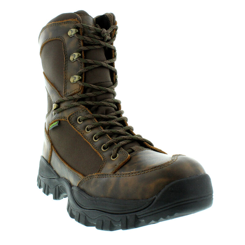 Itasca Men's Erosion Waterproof Hiking Boots image number 5