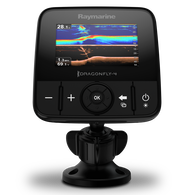 Raymarine Dragonfly 4 PRO With Dual-Channel CHIRP Sonar and Chartplotter