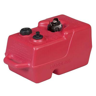 Moeller EPA Portable Plastic 3-Gallon Fuel Tank