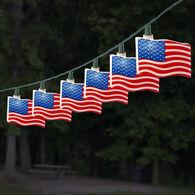 USA Flag Mini Light Set