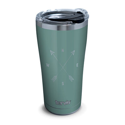 Tervis Simple Compass 20-oz. Stainless Steel Tumbler