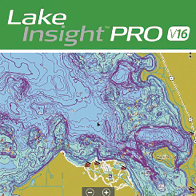 Lowrance HOOK-7 CHIRP DSI Fishfinder Chartplotter With Lake Insight Cartography image number 4