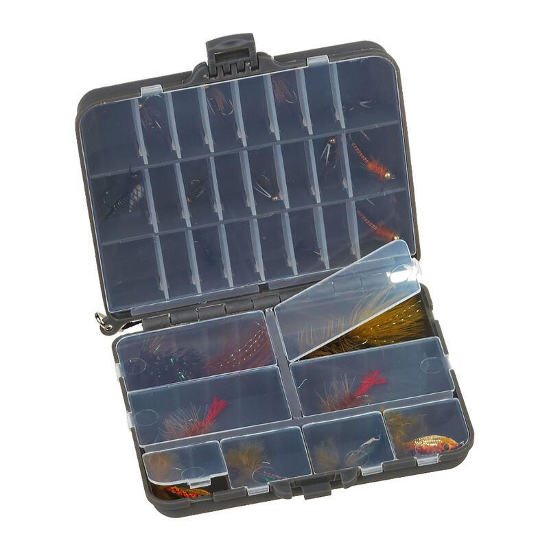 Plano Compact Side-By-Side Tackle Organizer image number 1