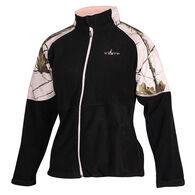 Habit Women's Full-Zip Fleece Jacket