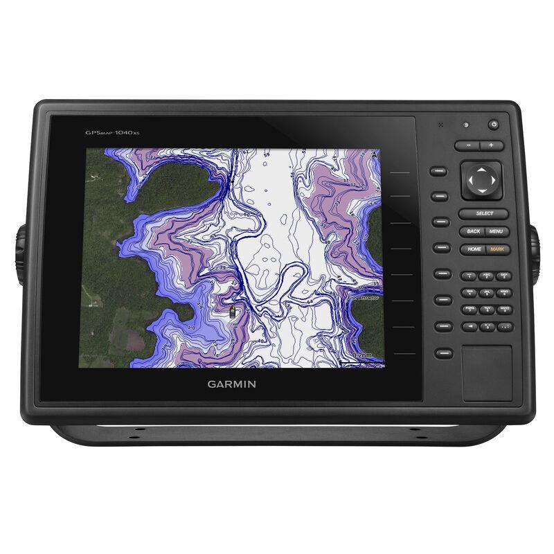 Garmin GPSMAP 1040xs Chartplotter Fishfinder image number 1
