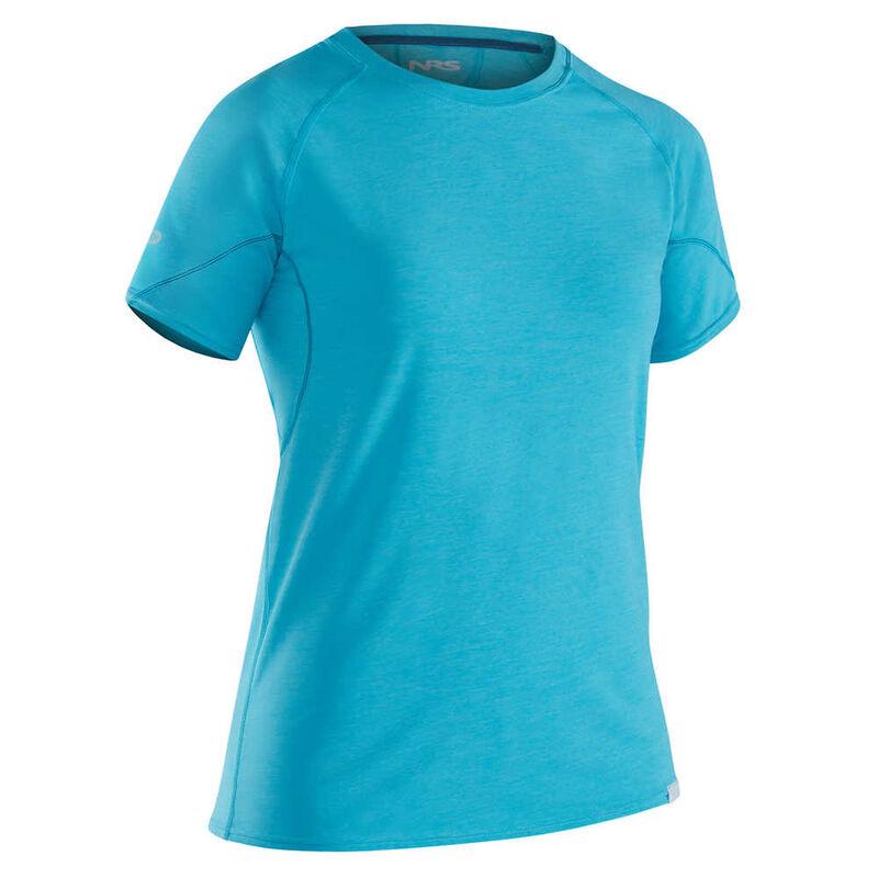 NRS Women's H2Core Silkweight Short-Sleeve Shirt image number 2