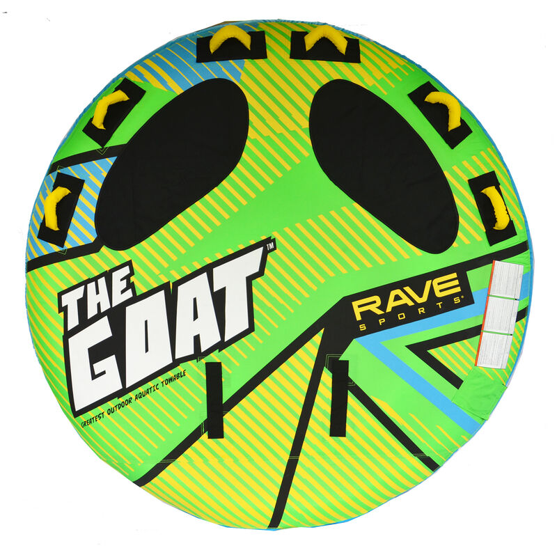 Rave GOAT 3-Person Towable Tube image number 1