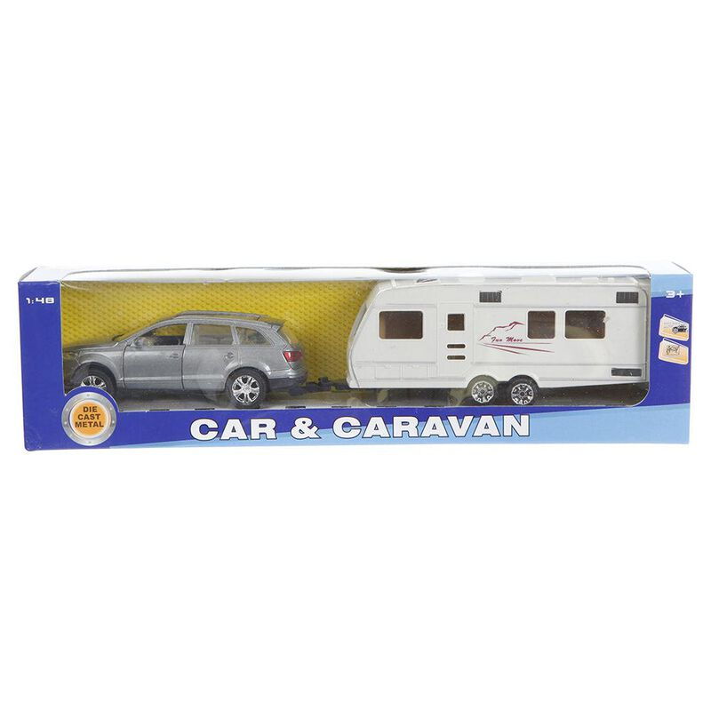 RV Collectible Toys, SUV and Trailer image number 2