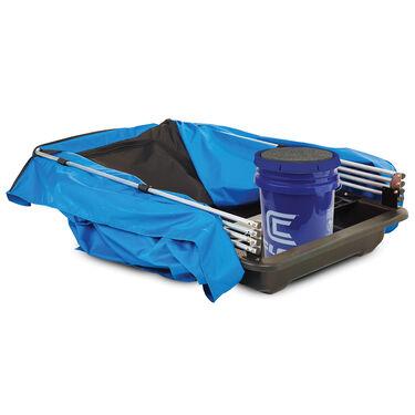 Clam Blazer Fish Trap Ice Shelter