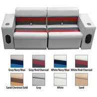 Toonmate Deluxe Pontoon Furniture w/Toe Kick Base - Front Group 5 Package