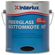 Interlux Black Fiberglass Bottomkote NT, Gallon