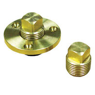 Stainless Steel Garboard Drain Plug Kit