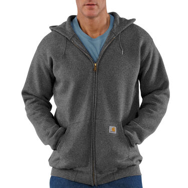 Carhartt Men's Hooded Zip-Front Sweatshirt