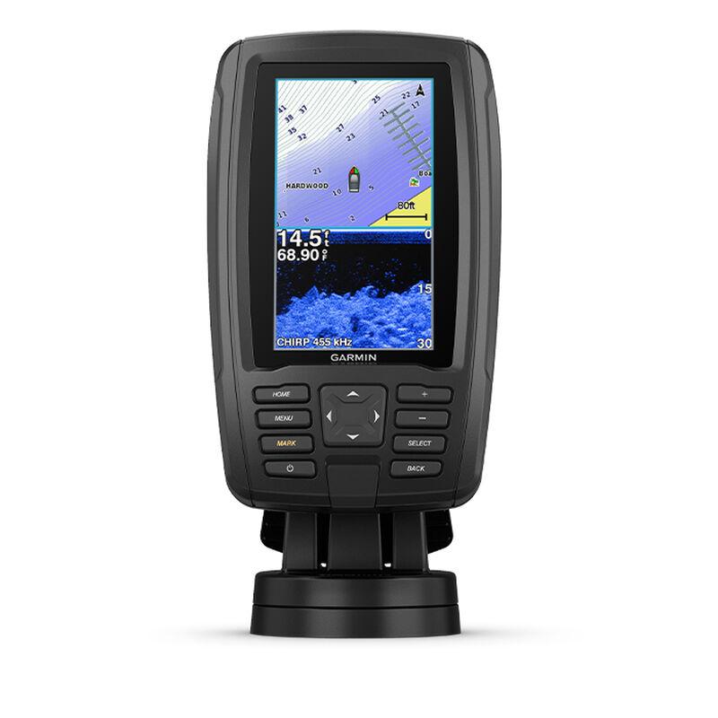 Garmin ECHOMAP Plus 43cv Chartplotter Fishfinder with GT20 Transducer image number 1