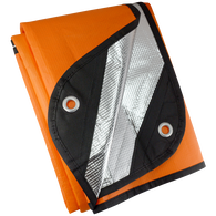 Ultimate Survival Technologies Temperature-Reflective Survival Blanket 2.0