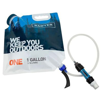 Sawyer 1-Gallon Gravity Water Filtration System