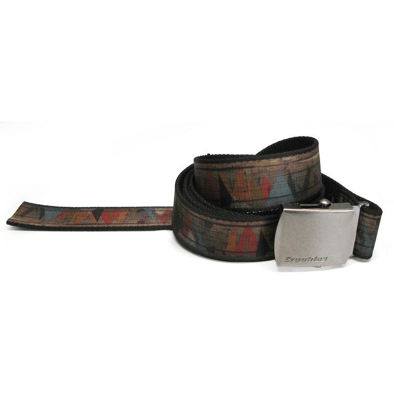 Croakies Men's Artisan 1 Belt With Military Buckle image number 1