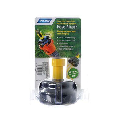 Sewer Hose Rinse Cap