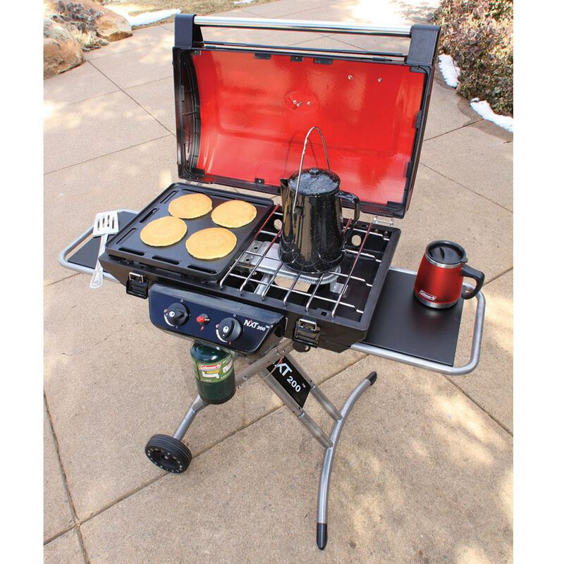 Coleman NXT 200 Portable Grill image number 7