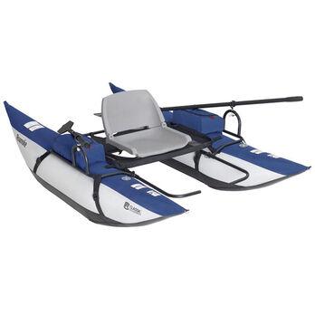 The Roanoke 8' Inflatable Pontoon Boat