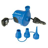 Overtons Rechargeable AC/DC Inflator Deflator Pump