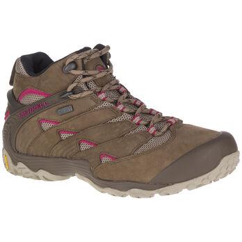 Merrell Women's Chameleon 7 Mid Waterproof Hiking Boot