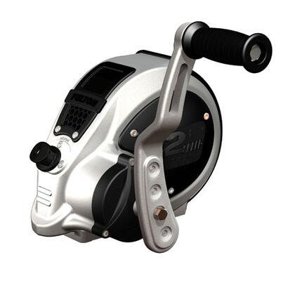 Fulton F2 Two-Speed Trailer Winch, 3,200-lb. Capacity