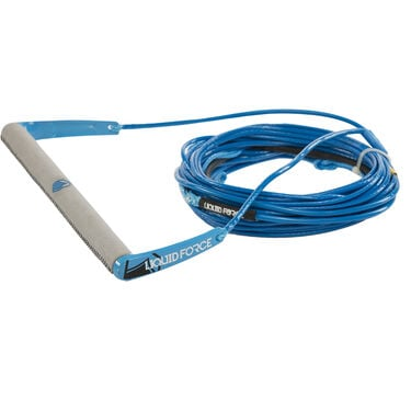 Liquid Force Plush Rope And Handle Combo, Gray/Blue