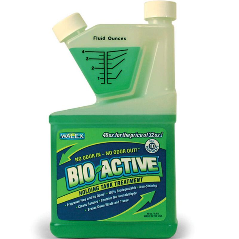 Bio-Active Holding Tank Treatment Deodorizer and Waste Digester, 40 oz image number 1