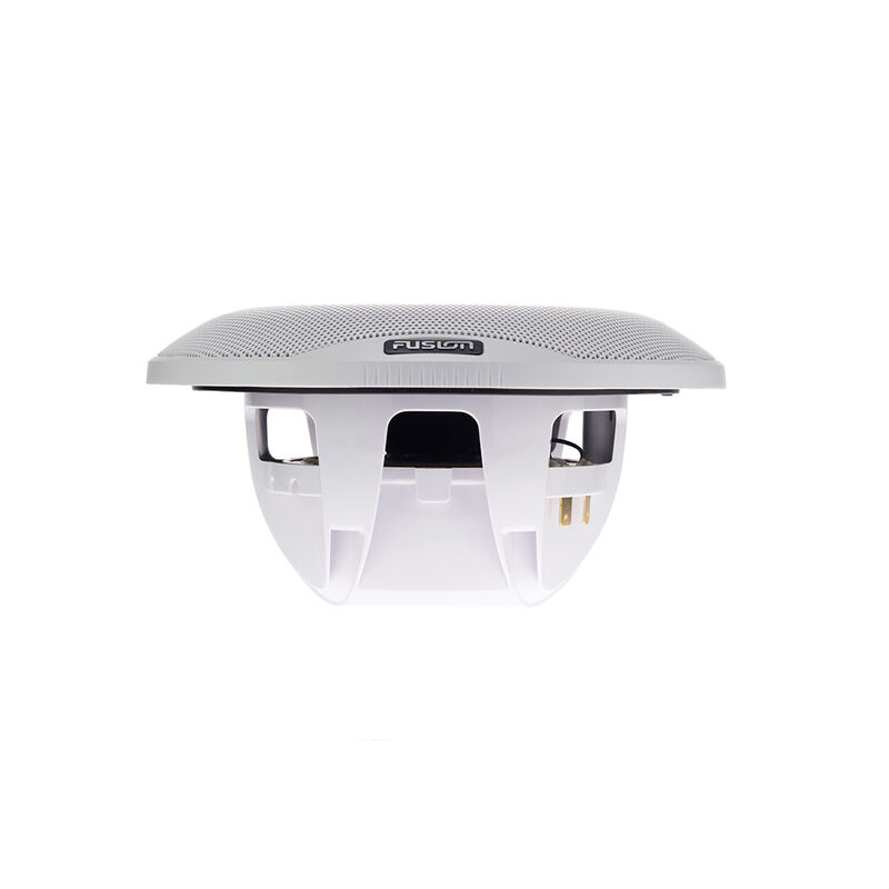 """FUSION SG-C65W Signature Series Speakers 6.5"""" Classic Grill - 230W -White image number 4"""