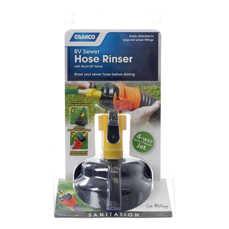 Sewer Hose Rinse Cap image number 3