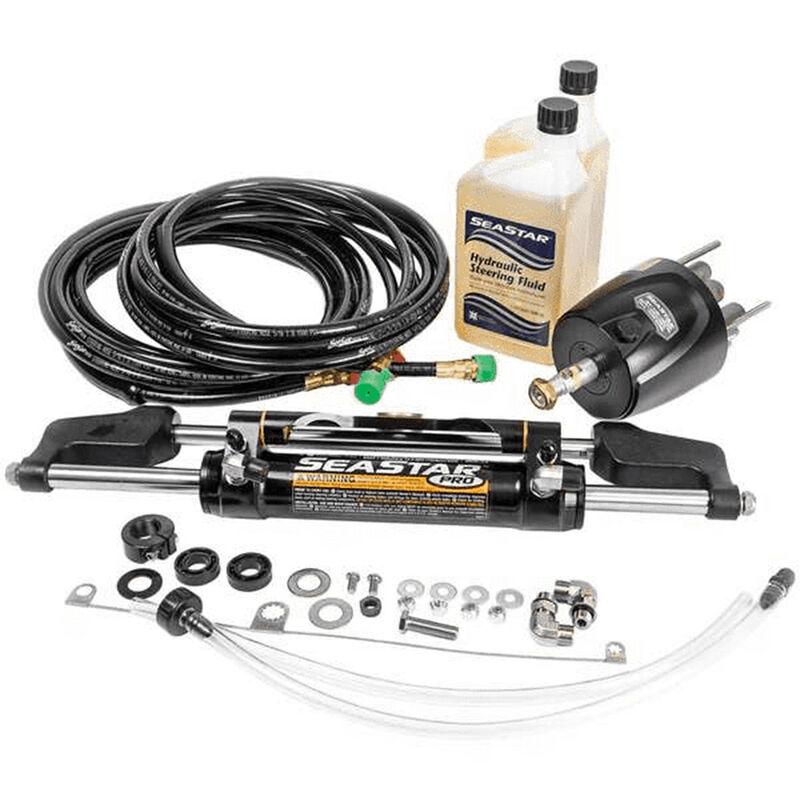 SeaStar Pro Hydraulic Steering Kit With Hose image number 1