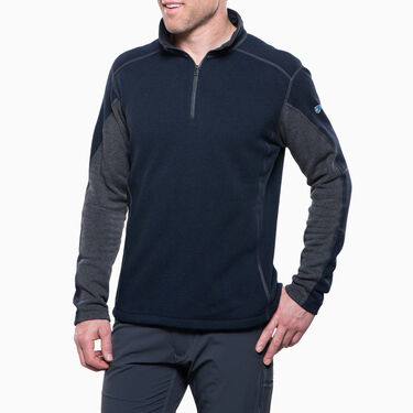 Kuhl Men's Revel Quarter-Zip Sweater