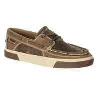 Durango Women's Brown Music City Embossed Boat Shoe