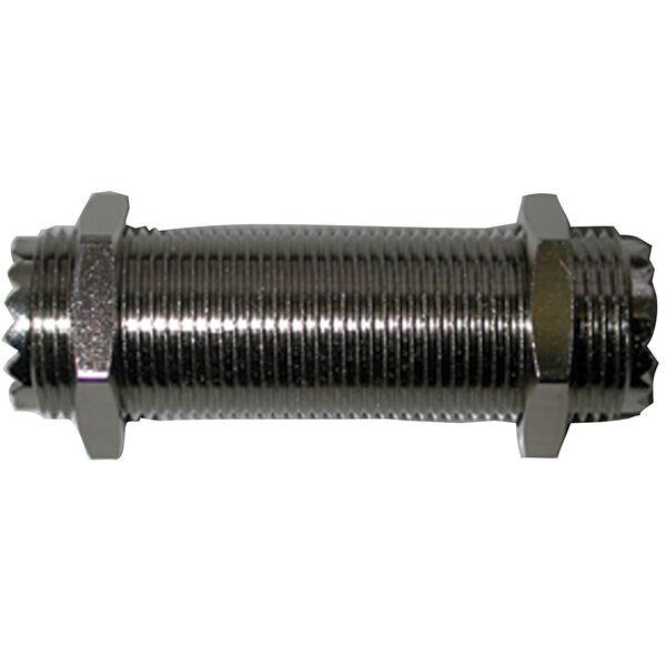 Ancor Coax Bulkhead/Deck Feed-Through Cable Fitting