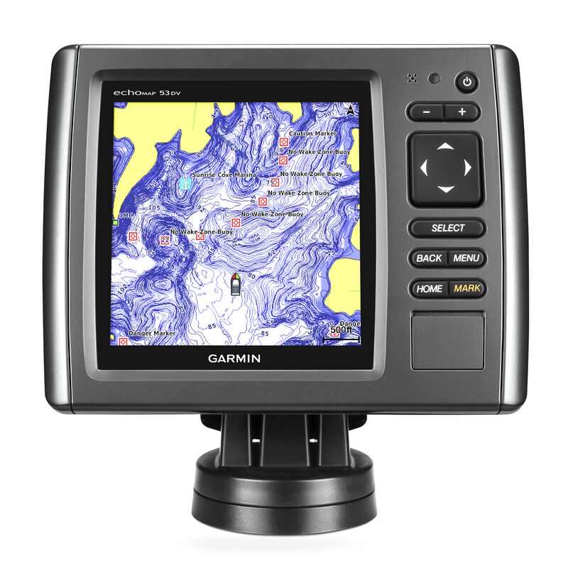 Garmin echoMAP 53DV Chartplotter/Fishfinder image number 4