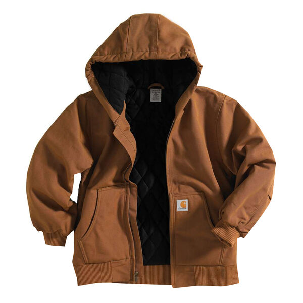 Carhartt Boy's Quilt-Lined Active Jacket