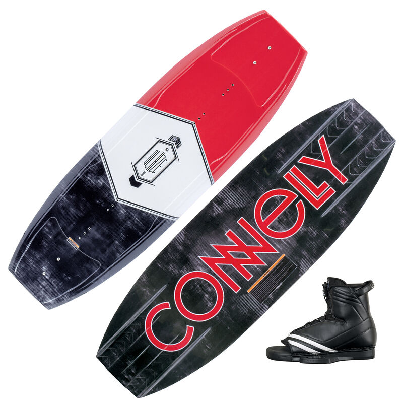 Connelly Blaze Wakeboard With Optima Bindings image number 1
