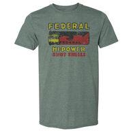 Federal Ammunition Men's Vintage Shotgun Shell Short-Sleeve Tee