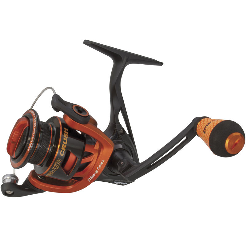 Lew's Mach Crush Speed Spin Reel image number 1