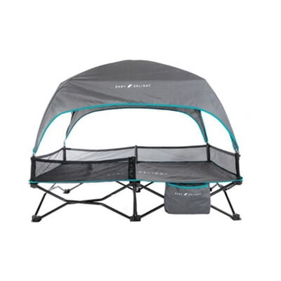Go With Me Bungalow Deluxe Portable Travel Cot