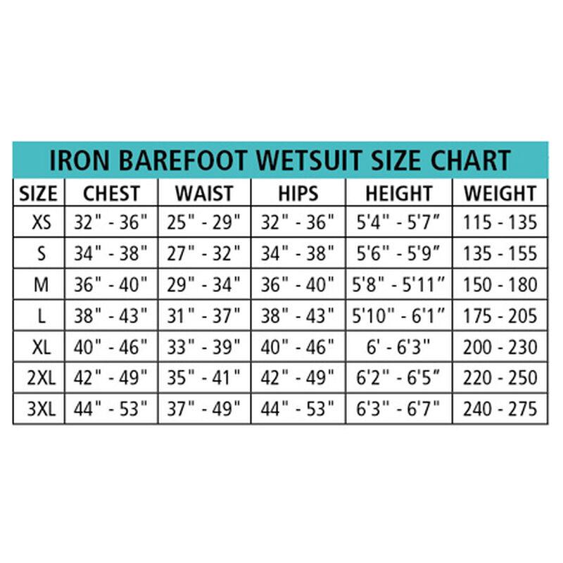 Barefoot International Iron Padded Shorts image number 3
