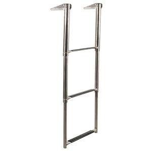 Dockmate Telescoping Drop Ladder, 3-Step