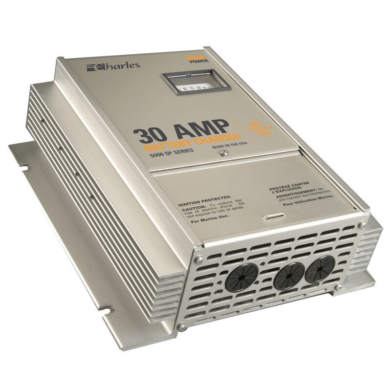 Charles C-Charger 5000 Series 30-Amp 12V Battery Charger image number 1
